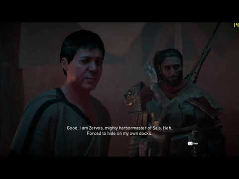 Assassin's Creed Origins  - Conflicts of Interest Side Quest Walkthrough