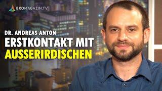 Exosoziologie: Vorbereitung auf den Erstkontakt mit Außerirdischen - Interview mit Dr. Andreas Anton