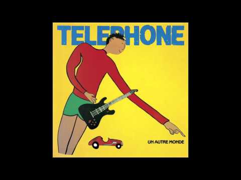 TELEPHONE - New York avec toi (Audio officiel)