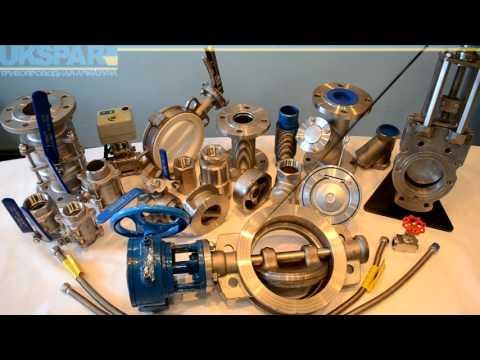 Видео Трубопроводная арматура из титана