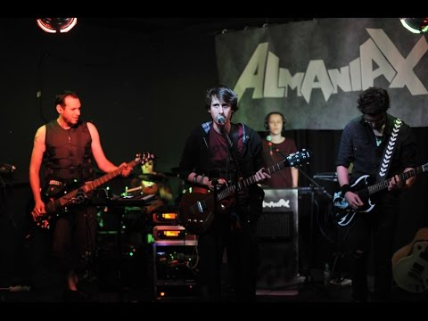 Almaniax / interview @ Discover Rock sur Radio frequence Plus