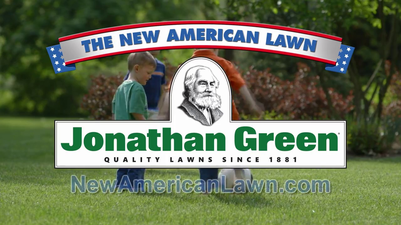 Jonathan Green S New American Lawn Plan