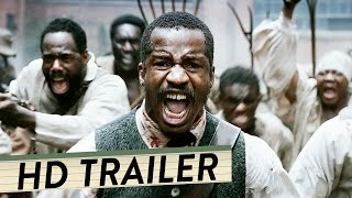 THE BIRTH OF A NATION - AUFSTAND ZUR FREIHEIT Trailer Deutsch German (HD) | USA 2017, Bürgerkrieg