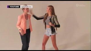 wochenwebschau - First Slap statt First Kiss, Suarez-Biss, Selfie-Proteste & Mr. Forthright