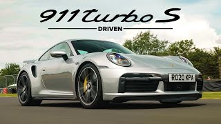 NEW Porsche 911 Turbo S (992): Road And Track Review | Carfection 4K