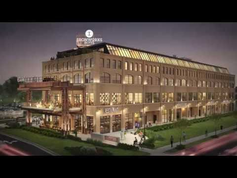 Ironworks Hotel Indianapolis: Indy's First Luxury Boutique Hotel Coming Soon