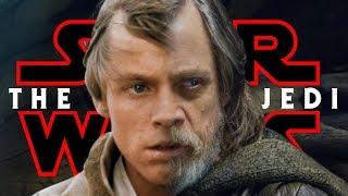 Why The Last Jedi DIDN'T Ruin Luke Skywalker