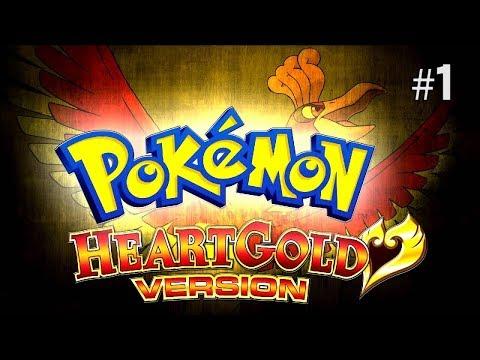 Twitch Livestream | Pokemon Heart Gold Randomizer Part 1