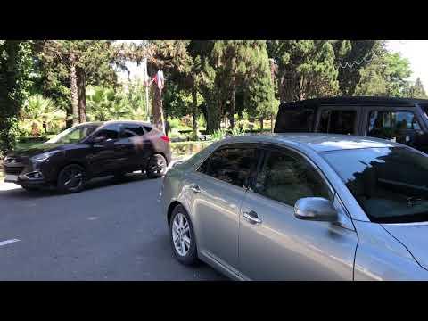 Авто Абхазии во время карантина. ГАИ говорит можно ездить до сентября.