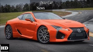 HOT NEWS  !!!! 2018 Lexus RC Exterior Overview