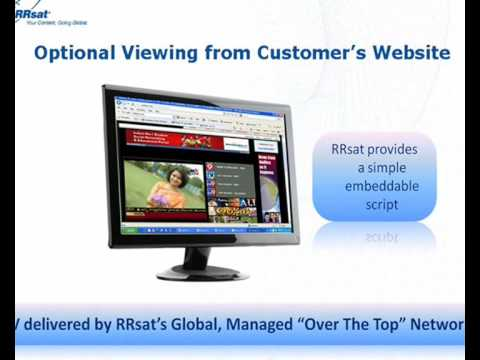 RRsat Global Internet TV - Broadcast Your TV Channels to Millions of  Viewers Worldwide