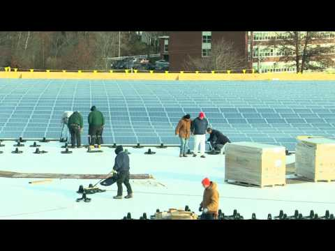 Ecolibrium Solar Time Lapse