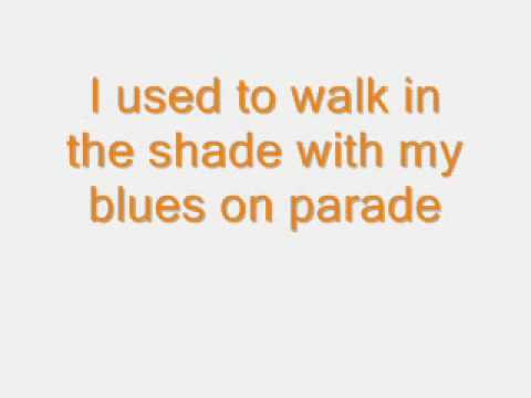 Judy Garland - On The Sunny Side Of The Street - (with lyrics)