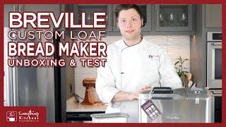 Breville Bread Maker - The Cus…