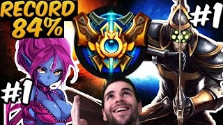 ♠ RECORD Challenger : 84% WinRate ♦ Comment Carry avec sa Evelynn (#1) vs #1 Yi Jungle !
