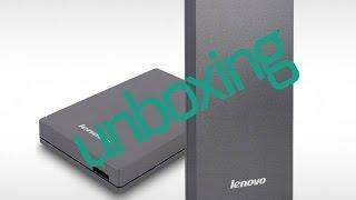 Unboxing Lenovo F309 1 TB Hard Drive