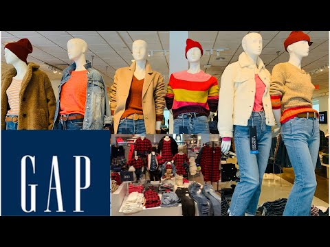 Gap Shop With Me Fall Trends For Women, Men And Children