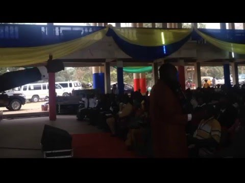 Ghana Repentance Conference - 15.02.2016 - Afternoon Part 1