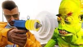 GTA Online wird von ALIENS angegriffen!