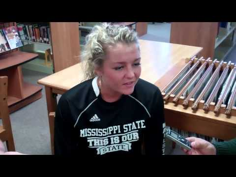 Blair Schaefer signs with Mississippi State