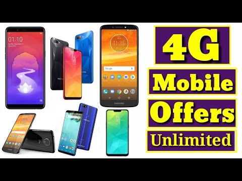 Online 4G Mobile Offers | Mobile Offers On Amazon, Flipkart And Paytm Mall