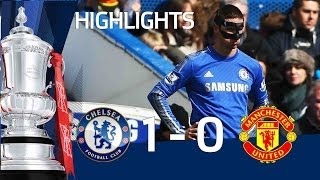 Download Video Exclusive Pitchside Highlights: Chelsea vs Manchester United 1-0, FA Cup Sixth Round | FATV MP3 3GP MP4