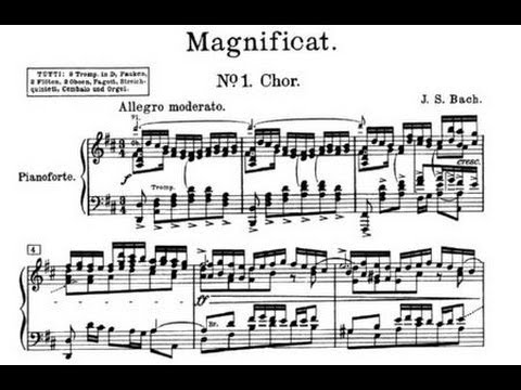 Keep It Short: J.S. Bach's Magnificat - Professor Christopher Hogwood