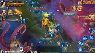 [Độc quyền] Chơi thử Thần Khúc Mobile – Game nhập vai cày cuốc cho bạn hóa Thần chiến đấu