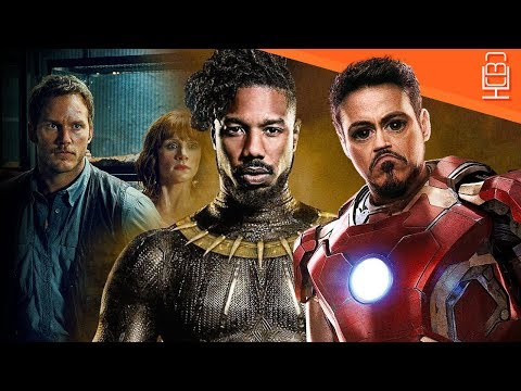 Black Panther Smashes past The Avengers & Jurassic World Records