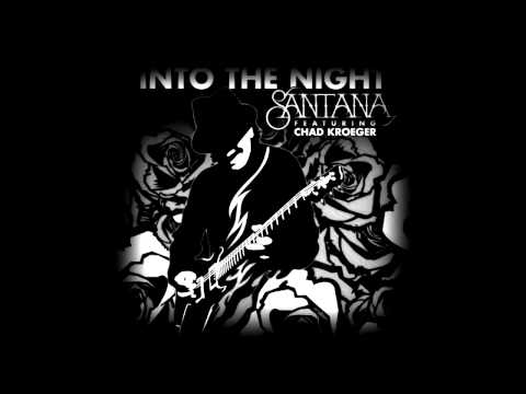Santana ft. Chad Kroeger - Into the Night (Backing Track)