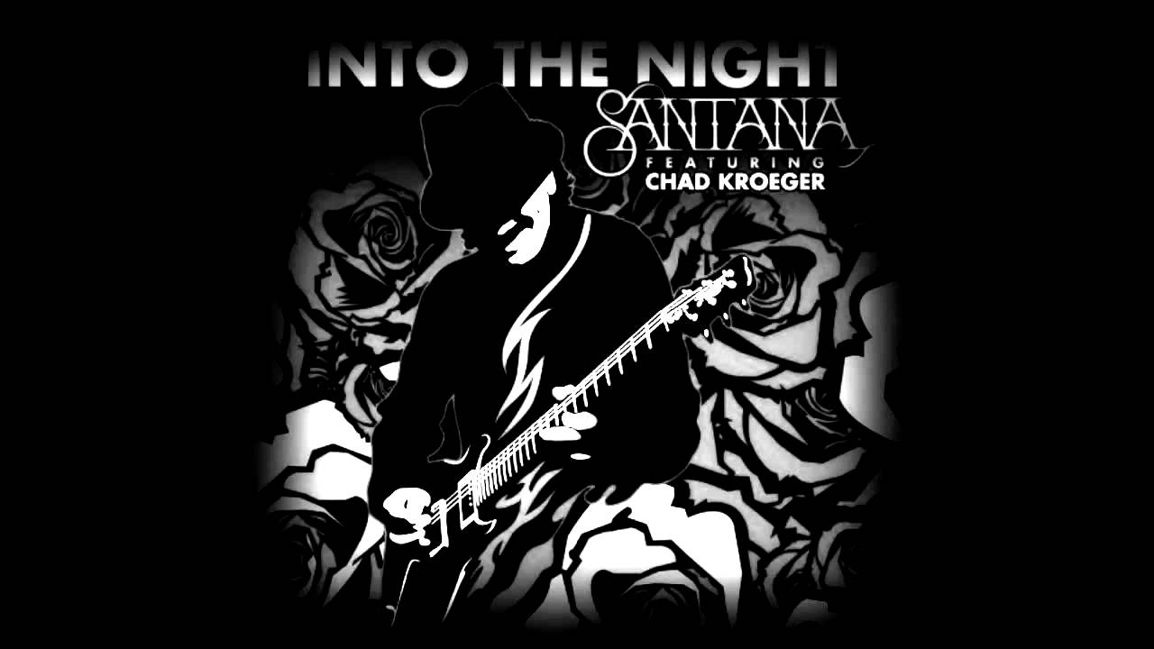Santana Ft Chad Kroeger Into The Night Backing Track