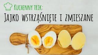 Kuchenny trik: Jajko wstrząśnięte i zmieszane