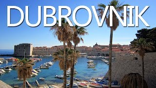 Dubrovnik, Croatia  - Top 20 Things to Do & See in Dubrovnik