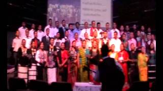 8th Asia Pacific Baptist Congress Delegates: Manipur Baptist Convention.flv