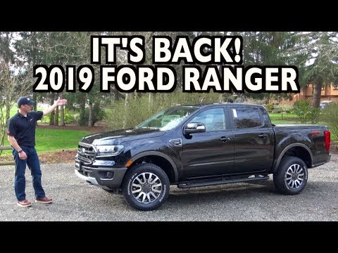 Your Next Daily Driver Truck: 2019 Ford Ranger on Everyman Driver