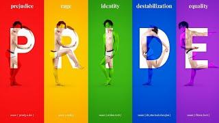 P.r.i.d.e. - A Very Gay Documentary