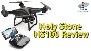 [DISCOUNT ✂️] Holy Stone HS100 FPV RC Drone Unboxing & Review | Best Drones Under $300