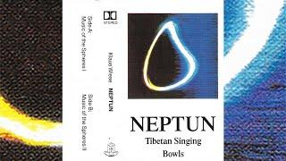 Klaus Wiese – Neptun Tibetan Singing Bowls [Full Album New Age Music Cassette]