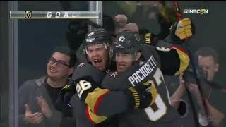 NHL Highlights   Sharks vs Golden Knights, Game 3 – April 14, 2019