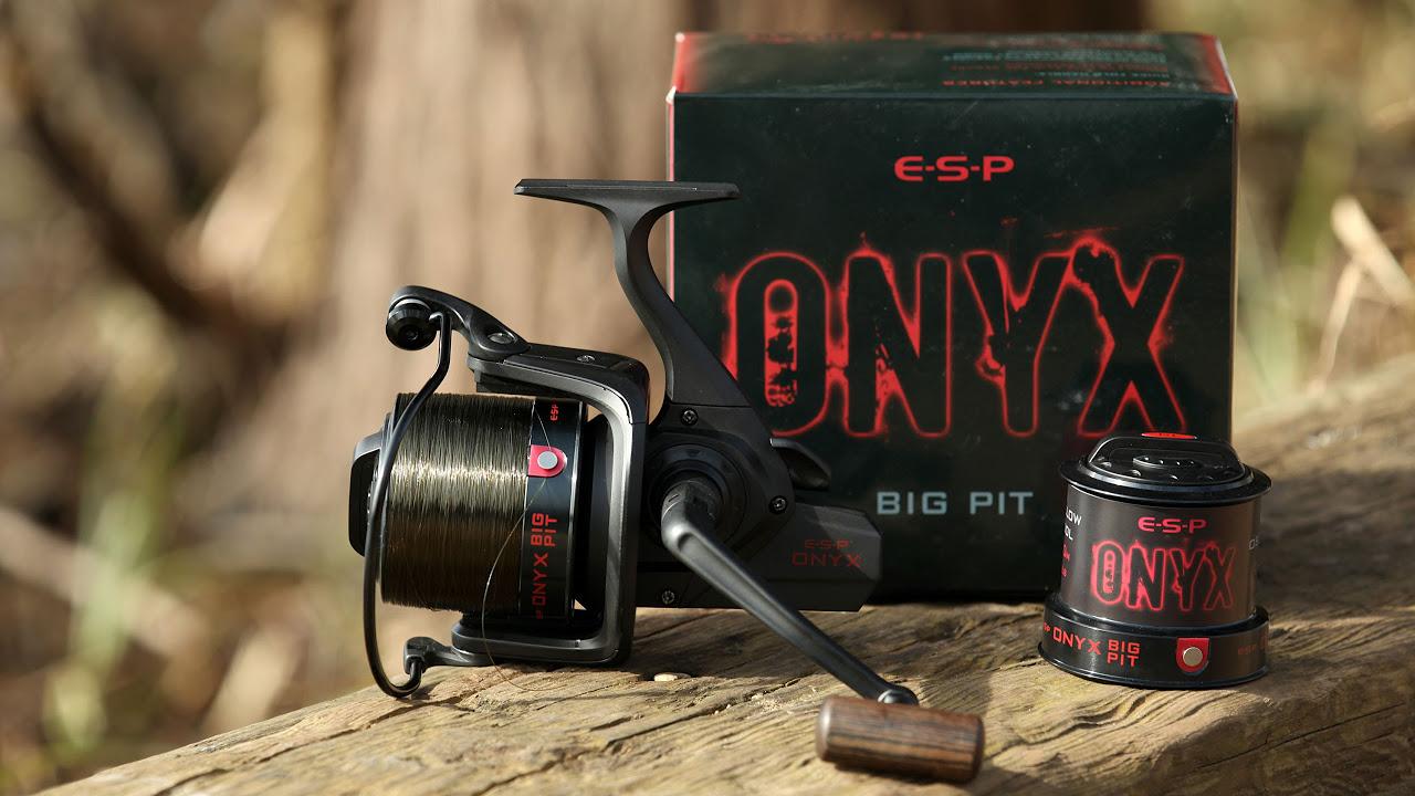 E.S.P Onyx Big Pit Reel