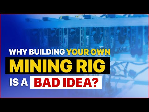 Home Mining Rig - Why Building Your Own Bitcoin Mining Rig Is A Bad Idea