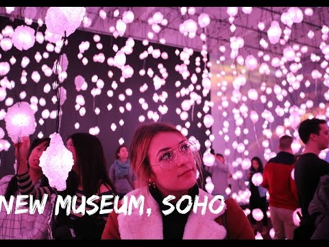 NEW MUSEUM, SOHO, NEW YORK // nicole rounsavall