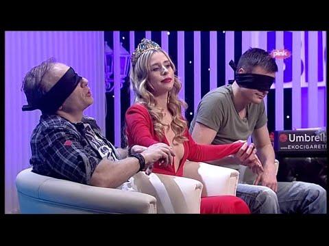 Ami G Show S08 - Vuk Kostic i Milan Kalinic pogadjaju kako izgleda devojka