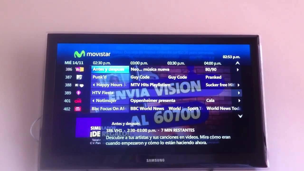 Movistar IPTV Chile
