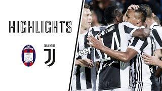 HIGHLIGHTS: Crotone vs Juventus - 1-1 - Serie A - 18.04.2018
