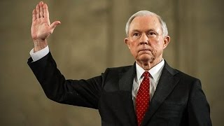 2,000 Lawyers Sign Petition Asking For Jeff Sessions To Be Disbarred - The Ring Of Fire Free HD Video