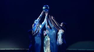 Шоу Олимпийских чемпионов с Маргаритой Мамун  - 1 апреля 2017 Санкт-Петербург
