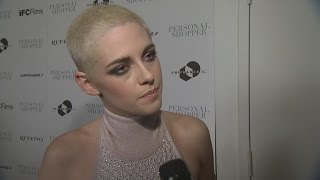 Kristen Stewart 'glad' her sexuality is getting attention
