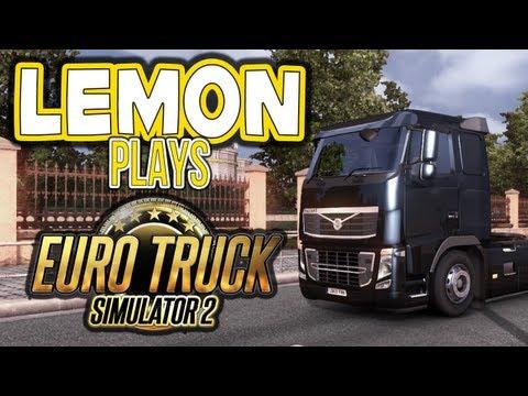"""Lemon Plays"" - Euro Truck Simulator 2"