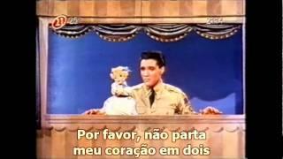 """Elvis Presley - """"Wooden Heart"""" (subtitled in Portuguese-br)"""
